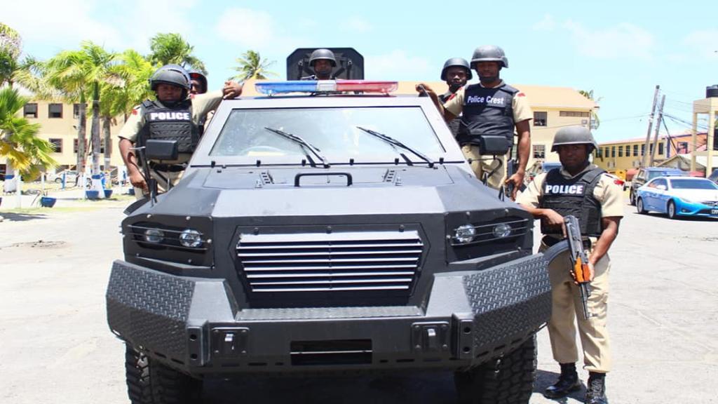 Photo: Guyana Police Force