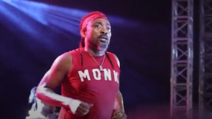 Machel Montano delivered an energetic, electric performance at Island Beats Super Concert on Saturday night.