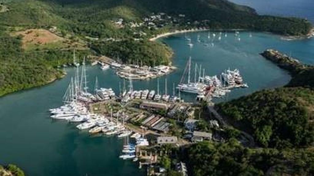Nelson's Dockyard, Antigua.