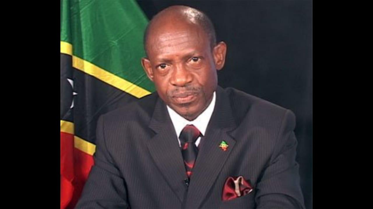 Dr Denzil Douglas, Political Leader St Kitts & Nevis Labour Party