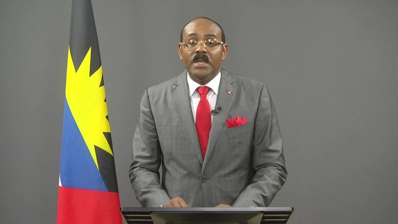 Prime Minister of Antigua & Barbuda, Gaston Browne