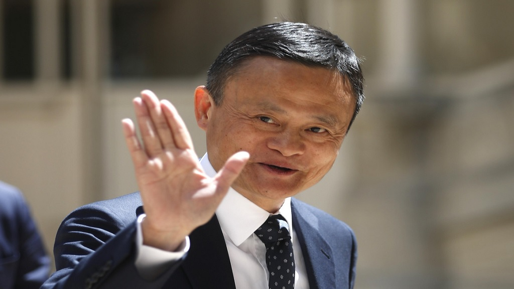 Jack Ma, founder of Alibaba Group (Photo: AP)