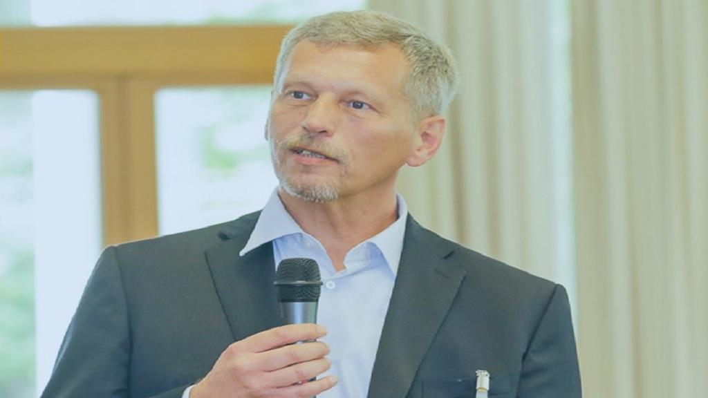 Dr Johannes Drooghaag