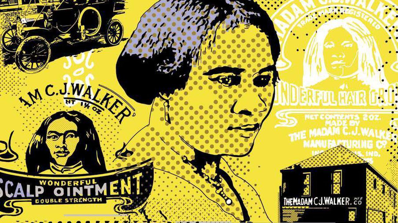 Madam C.J. Walker s'était levée contre l'Occupation américaine d'Haïti (1915-1934)