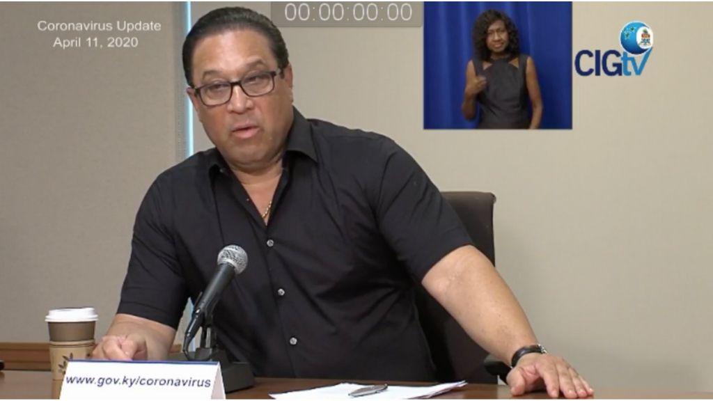 Cayman Premier, Alden McLaughlin