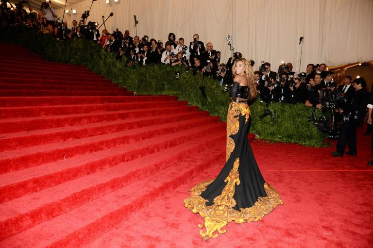 Beyoncé à New York le 6 mai 2013 afp.com - Dimitrios Kambouris