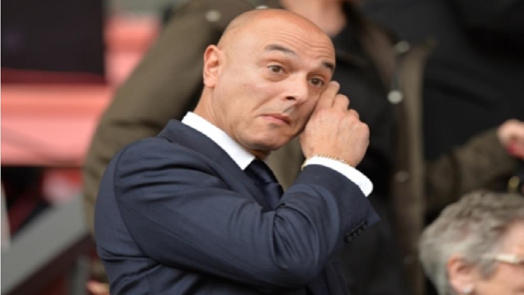 Tottenham chairman Daniel Levy.