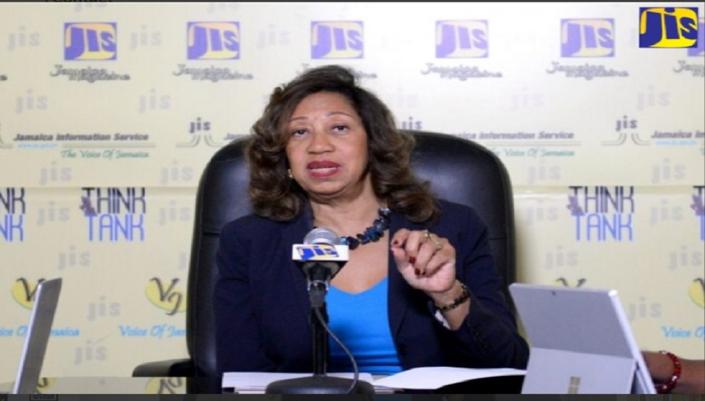 President of the Jamaica Promotions Corporation (JAMPRO), Diane Edwards​.