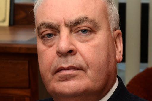 Cayman's Police Commissioner, Derek Byrne