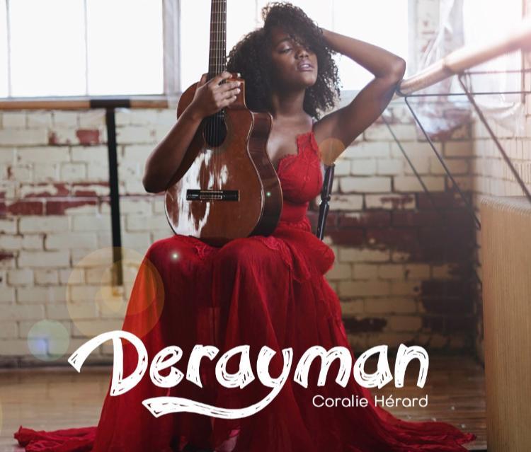 Derayman: Une nouvelle production de a jeune chanteuse Coralie Hérard