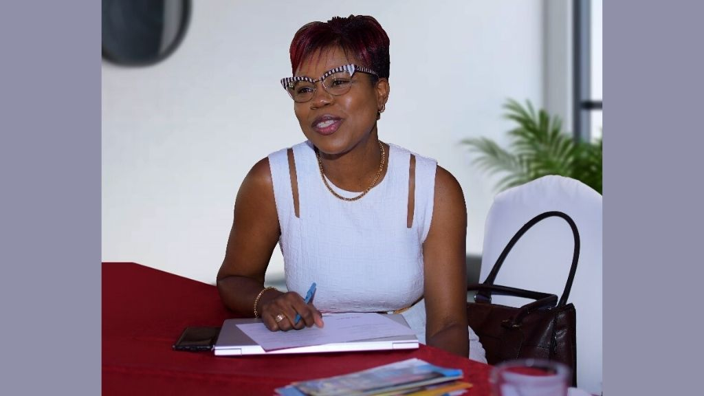 Red Stripe's Occupational Health and Office Services Manager Veronica Benain. (Photo: Contributed)
