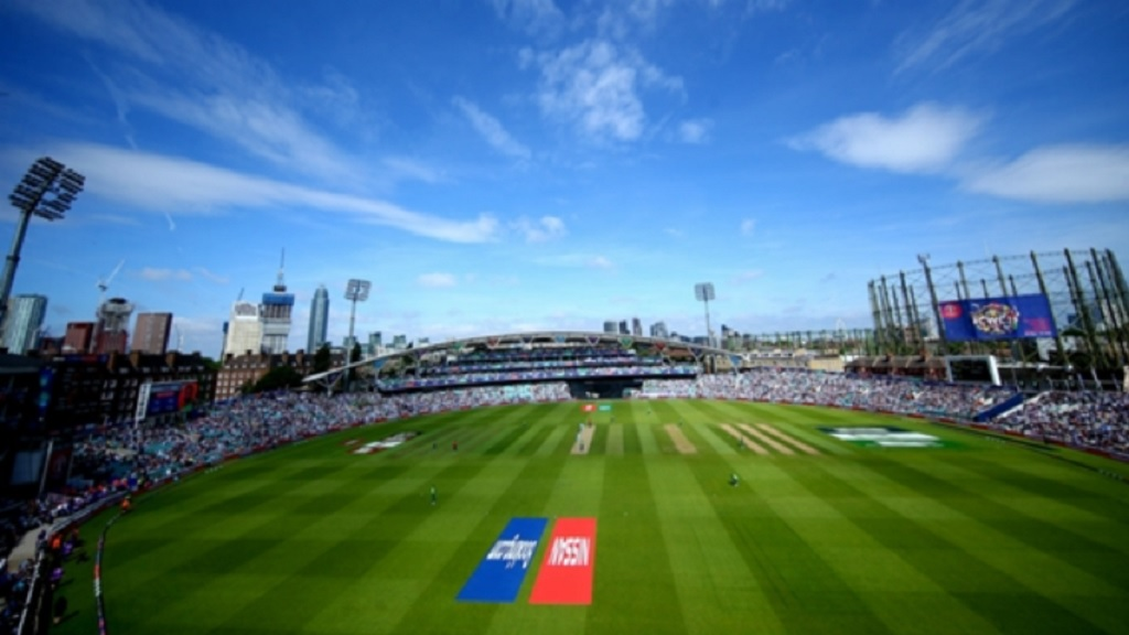 The Oval was due to host the first Test between England and West Indies in June.
