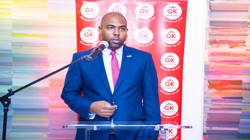 Chief operating officer at GraceKennedy Financial Group, Steven Whittingham described the product, Cyber Control - as a game-changer for the local market.