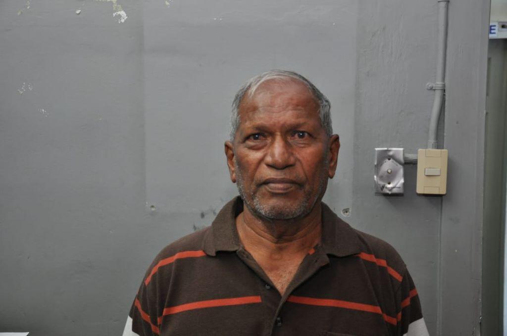 Photo courtesy the Trinidad and Tobago Police Service (TTPS)