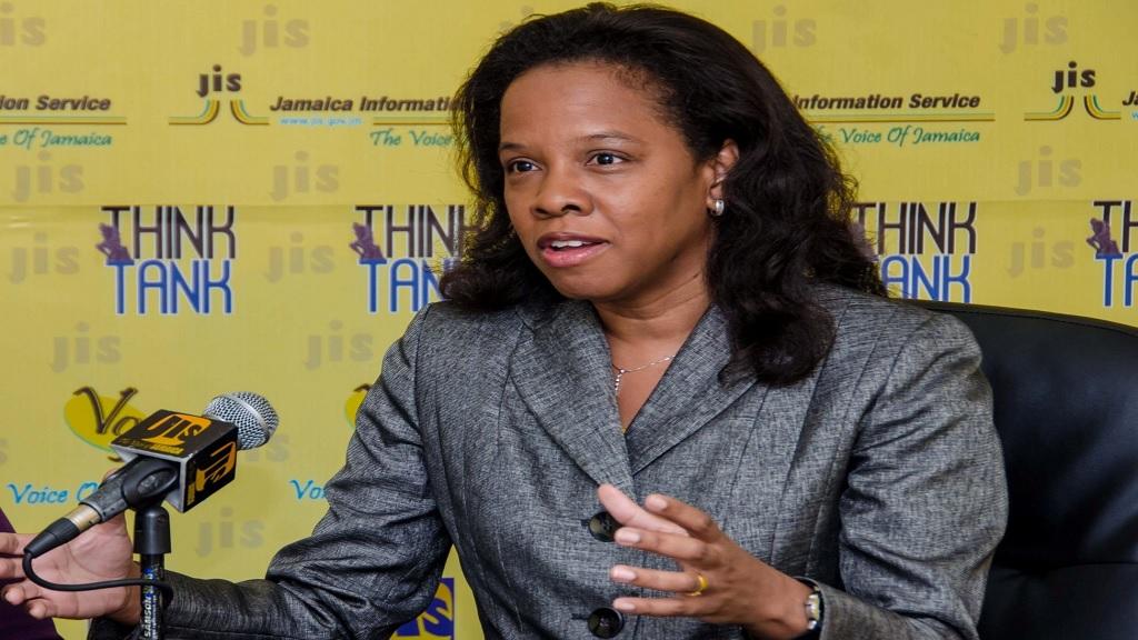 Principal Medical Officer and National Epidemiologist, Dr Karen Webster-Kerr.