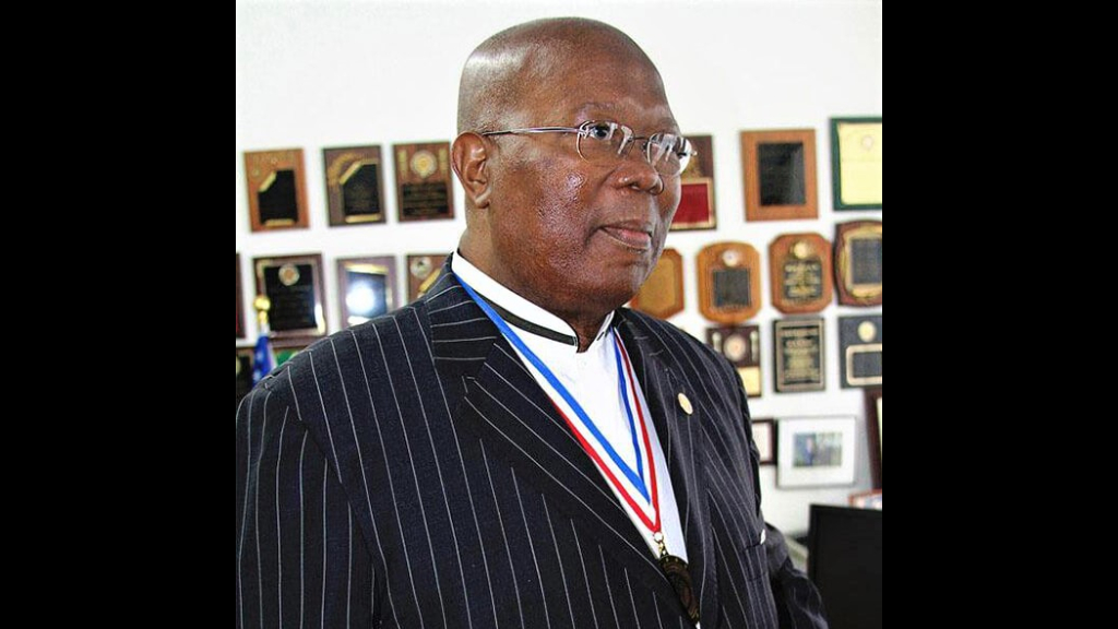 Caribbean American Chamber of Commerce and Industry (CACCI) Dr Roy Hastick. Photo: Caribbean American Chamber of Commerce and Industry