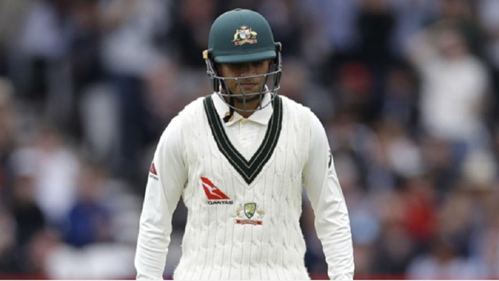 Australia batsman Usman Khawaja.