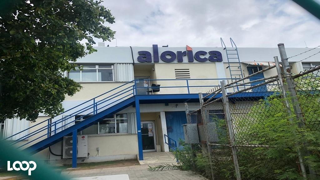 The Alorica call centre site in Portmore, St Catherine.