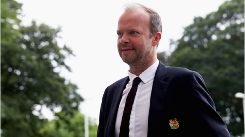 Manchester United vice-chairman Ed Woodward.
