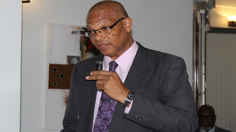 Joseph Alexander, Executive Director of the Saint Lucia Employers Federation