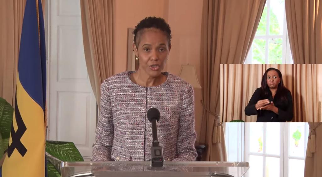 Acting Prime Minister Santia Bradshaw