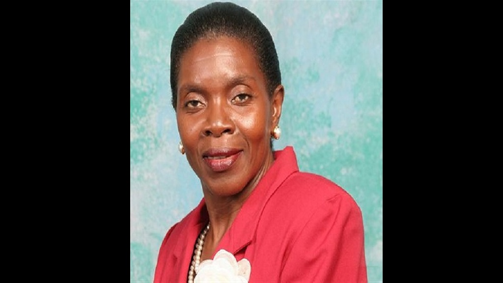 Former Minister for Commerce and Trade, Emma Hippolyte