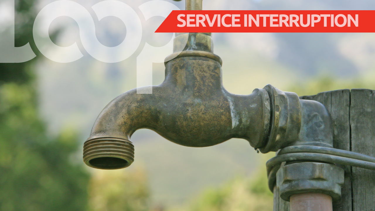 BWA service interruption