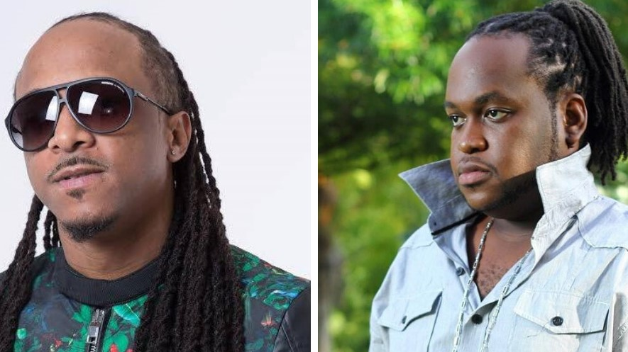 Kerwin Dubois and Krishna 'Dada' Lawrence starred in the second edition of Battle of the Hits