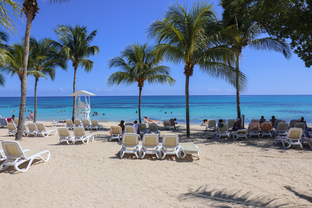 Photo of hotel beachfront in Ocho Rios, Jamaica
