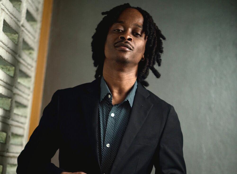"""Le rappeur haïtien Dug-G, propriétaire du label """"Piwo Records""""crédit photo: Hugobert (Graph City)"""