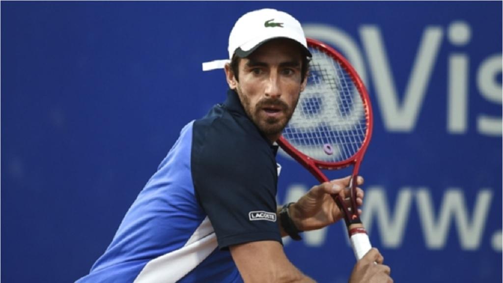 Uruguayan tennis player Pablo Cuevas.