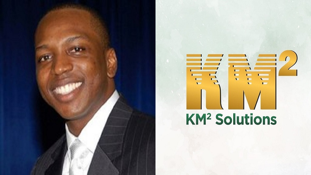 KM2 Solutions Site Director Marvin Bartholomew