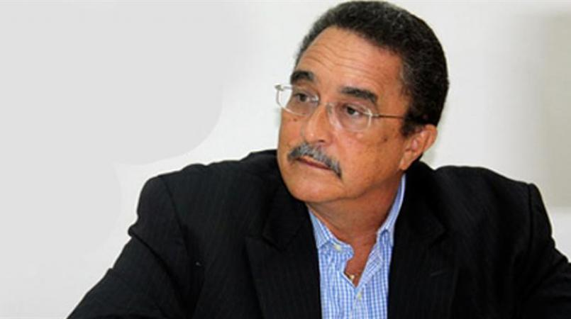 Former Prime Minister of Saint Lucia, Dr Kenny Anthony