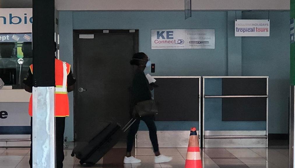 Citizens return to Jamaica