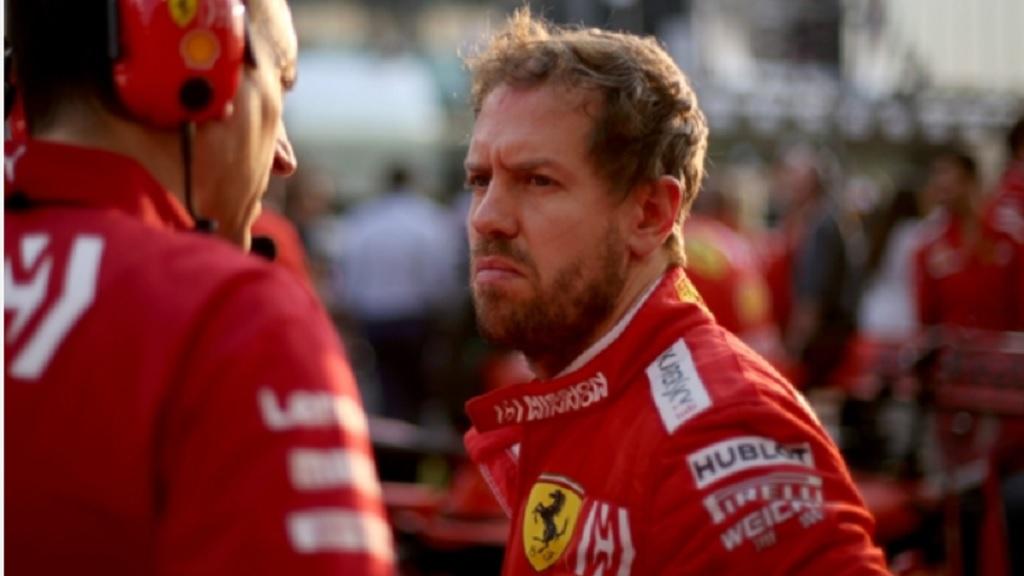 Sebastian Vettel will leave Ferrari at the end of the season.