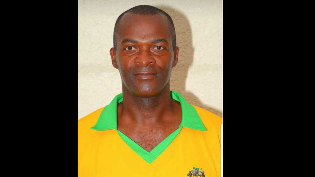 Jamaica women's cricket coach Cleon Smith.