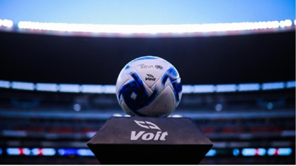 A Liga MX football.