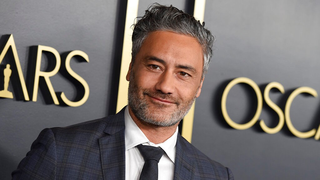This Jan. 27, 2020 file photo shows Taika Waititi at the 92nd Academy Awards Nominees Luncheon in Los Angeles. (Photo by Jordan Strauss/Invision/AP, File)