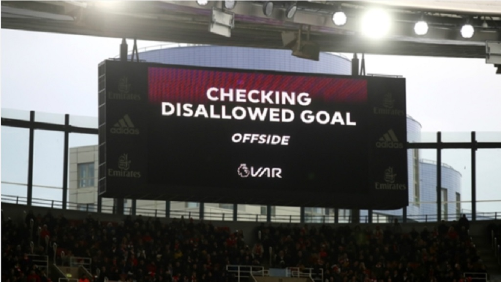 VAR could be suspended by leagues.