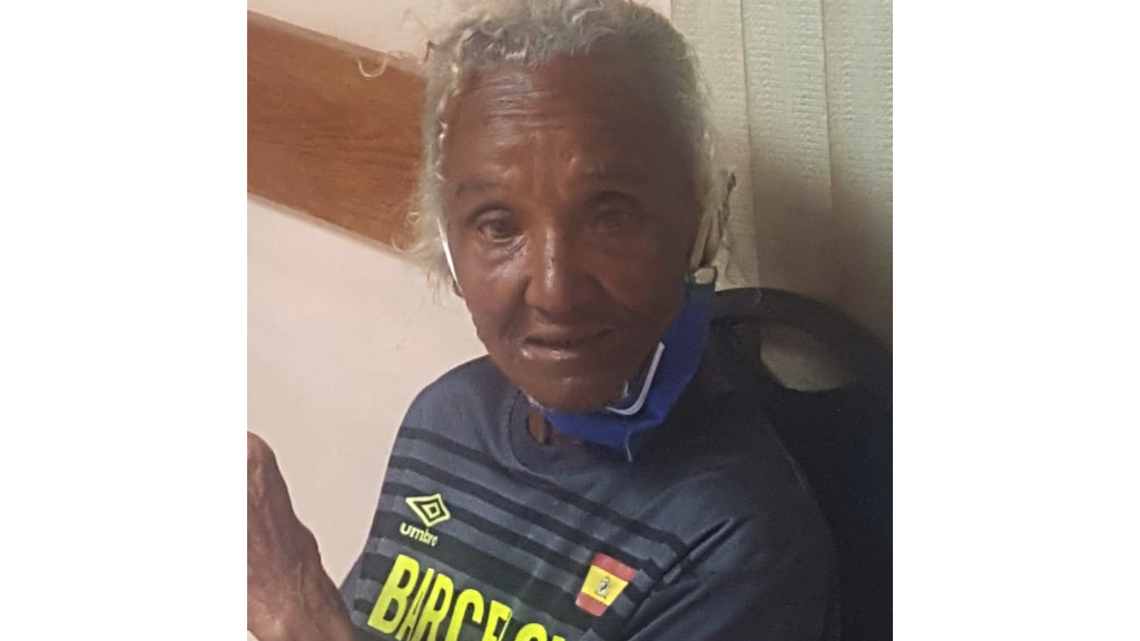 Photo of Sybil Payne submitted by the Police Force