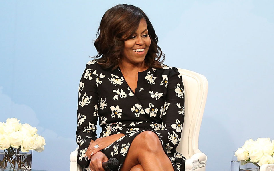 Michelle Obama/ AFP