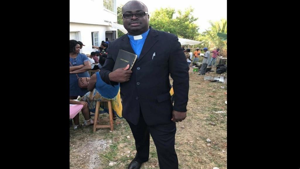 Pastor Patrick Brown