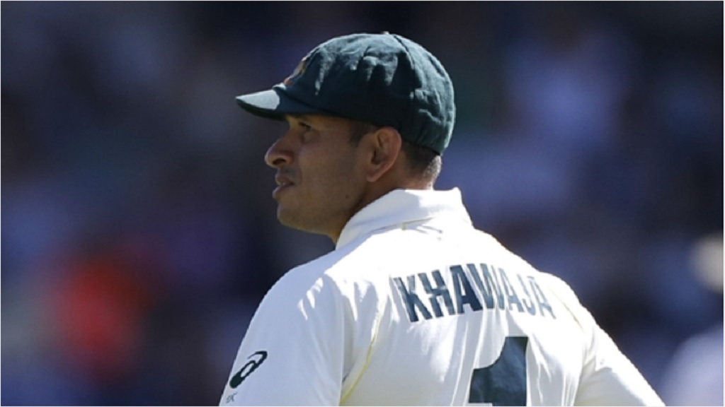 Usman Khawaja was dropped from the Test team during the 2019 Ashes.