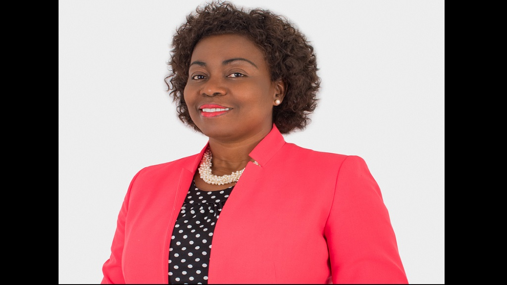 President of the Global Services Association of Jamaica, Gloria Henry