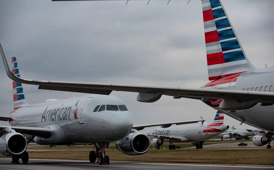 La industria de la aviación se ha visto duramente golpeada. (Foto: AFP)