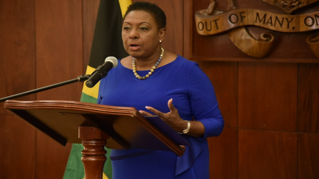 Sports MinisterOlivia Grange says Hugh Perry was a very dedicated sporting professional.