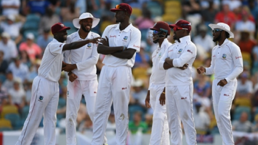 West Indies Test cricketers.