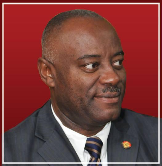 L'ancien senateur Sorel Jacinthe, testé positif au coronavirus. Photo : Page Facebook du sénateur.