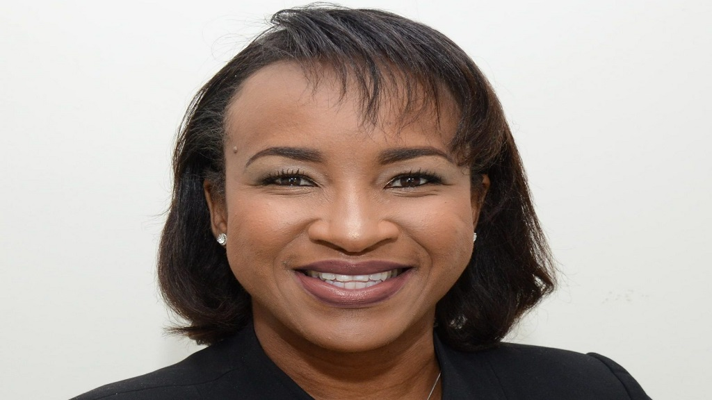 Head of Communication and Community Outreach of Caribbean Cement Company Limited, Klao Bell-Lewis.