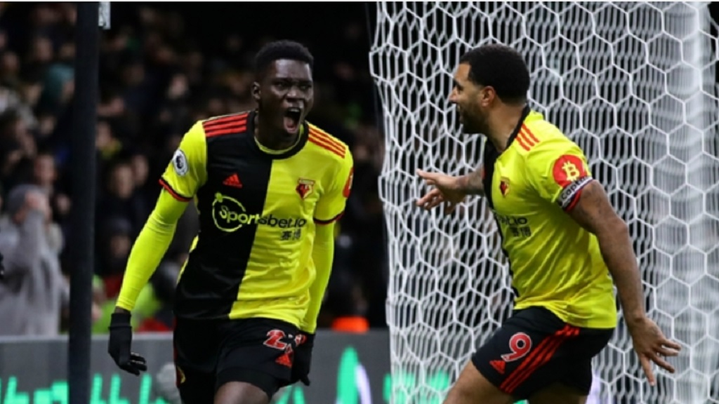 Watford only had a chance to beat Liverpool because the match was at Vicarage Road, says Scott Duxbury.